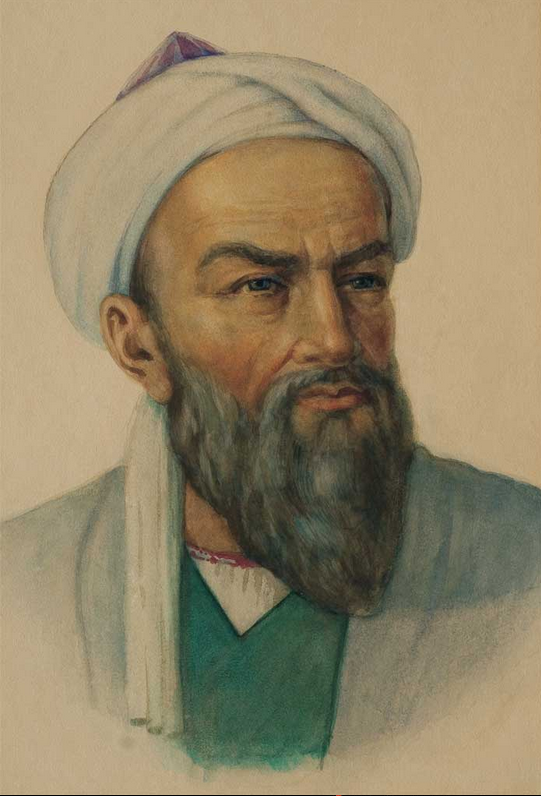 Абдулла мухаммед бен муса аль хорезми