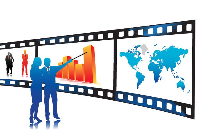 где могут использоваться мультимедийные технологии: