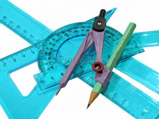 Геометрические построения циркулем и линейкой