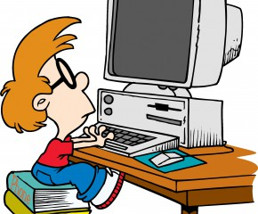 Техника безопасности за компьютером (Урок №2)