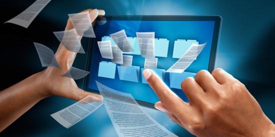 Форматы электронных документов