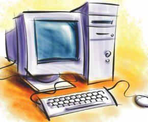 Компьютер-универсальная машина для работы с информацией
