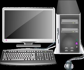 Компьютер — универсальная машина для работы с информацией