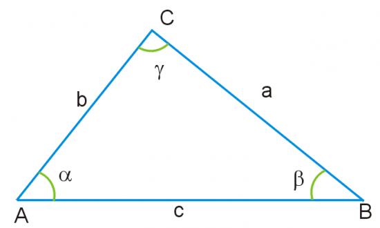Урок №1. Треугольники