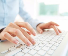 Основная позиция пальцев на клавиатуре. Урок 2